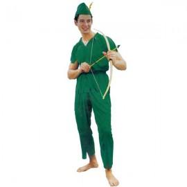 Disfraz Peter Pan Adulto.