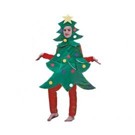 Disfraz Arbol Navidad (2-4 años)
