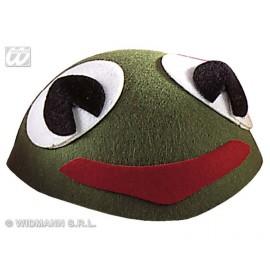 Sombrero de Fieltro Casquete de Rana.