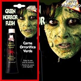 Tubo Carne Horror  Verde FX