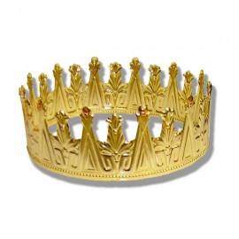 Corona puntas decorada