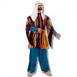 Disfraz Tuareg turquesa