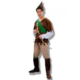 Disfraz Robin Hood bosques