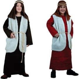 Disfraz de Hebreo
