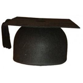 Birrete Estudiante (Graduado) Fieltro