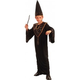 Disfraz Mago Negro