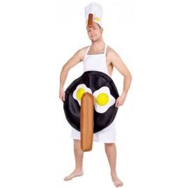 Disfraz Huevos al Gusto
