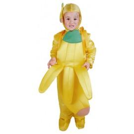 Disfraz de Plátano Peque
