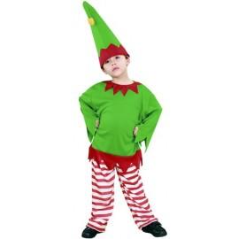Disfraz de Duende Elfo Infantil