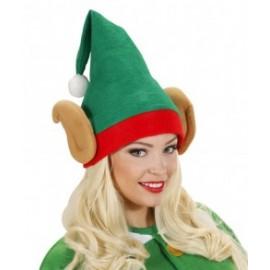 Sombrero Tela de Elfo Adulto