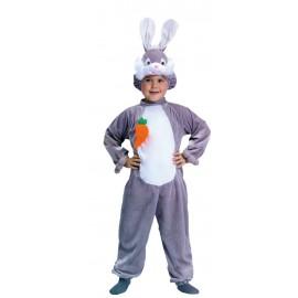 Disfraz de Conejo Lujo con Sonido