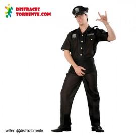 Disfraz de Policia Adulto