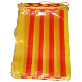 Bandera de Plastico Cataluña