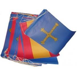 Bandera Papel Asturias España
