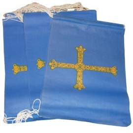 Bandera de Papel Asturias