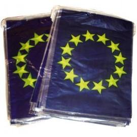 Bandera de Plastico Europa