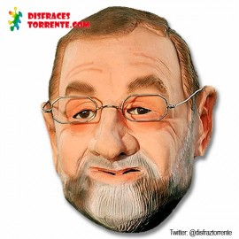 Careta Máscara Rajoy
