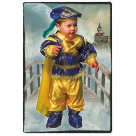 Disfraz de Príncipe Infantíl