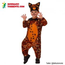 Disfraz Tigre para bebés