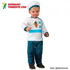Disfraz Cocinero bebés 6-24 meses