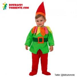 Disfraz Enanito bebe 1 a 2 años