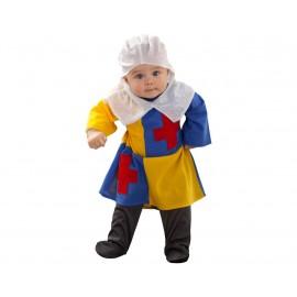 Disfraz de Caballero Medieval Bebé
