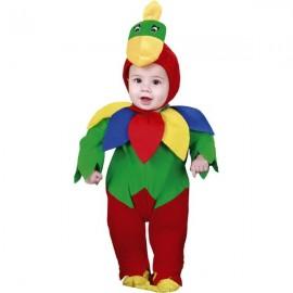 Disfraz de Loro Pajarito Bebé