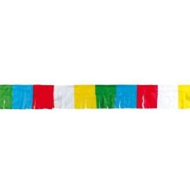 Guirnalda Fleco Multicolor Bandera