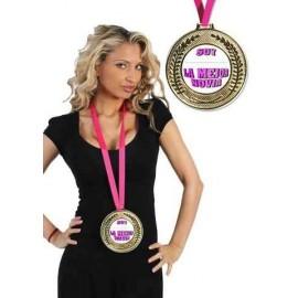 Medalla para la Novia