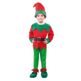 Disfraz de Elfo Duende