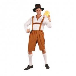 Disfraz de Tirolés Alemán Oktoberfest