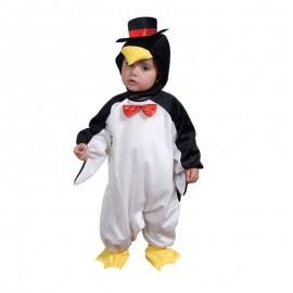 Disfraz Pingüino 0-12 meses