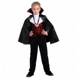 Disfraz Drácula Niño.