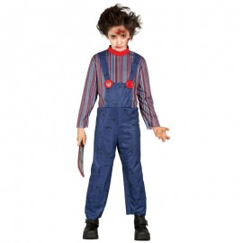 Disfraz muñeco diabólico Chucky