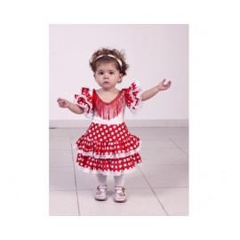 Disfraz de Flamenca Niña