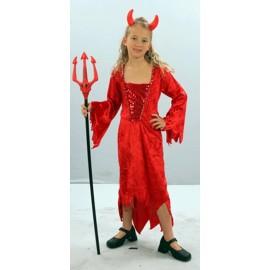 Disfraz de Demonia Roja