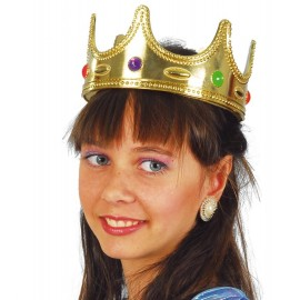 Corona de Reina o Rey Infantil