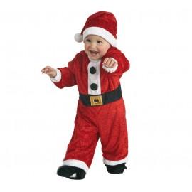 Disfraz Papa Noel 1-3-años