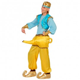 Disfraz Genio Lámpara Aladino