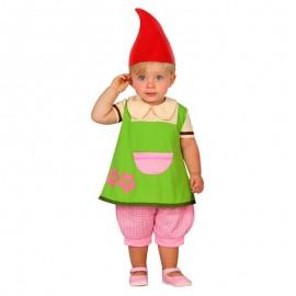Disfraz de Duende para bebes niñas