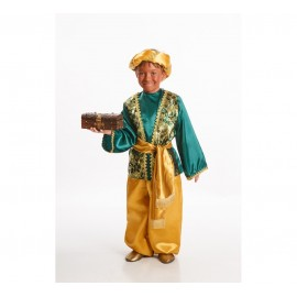 Disfraz de Paje Baltasar Infantil