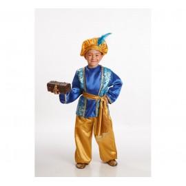 Disfraz de Paje del Rey Melchor Infantil