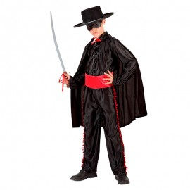 Disfraz de Zorro. (Bandido)