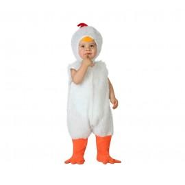Disfraz de Gallina para Bebes