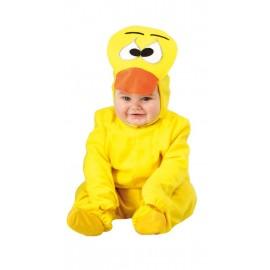 Disfraz de Patito para Bebe