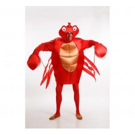 Disfraz de Cangrejo Adulto
