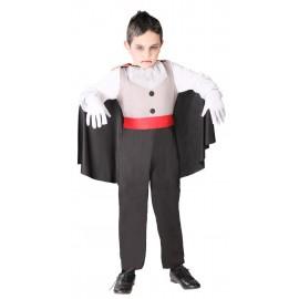 Disfraz de Dracula para Niños