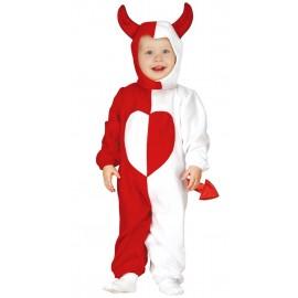 Disfraz de Angel Demonio Bebe