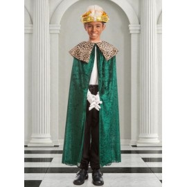 Capa de Rey Mago Melchor Infantil