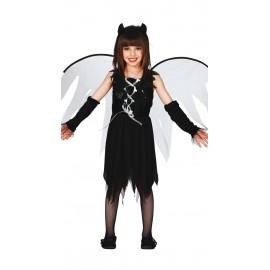 Disfraz de Demonio para niñas